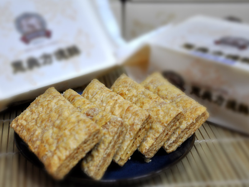 【名特產】國宴指定點心 嘉義方塊酥層層香酥脆