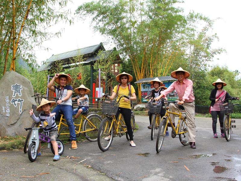 【遊程】鄉村親子遊 品竹、玩竹、騎鐵馬、體驗農村之美
