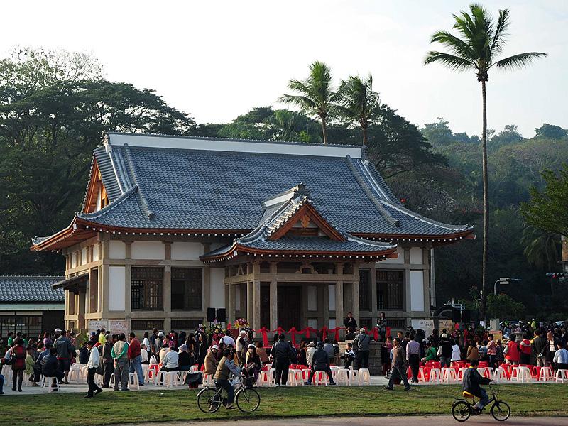 【景點】旗山武德殿 揉合唐式日本和風