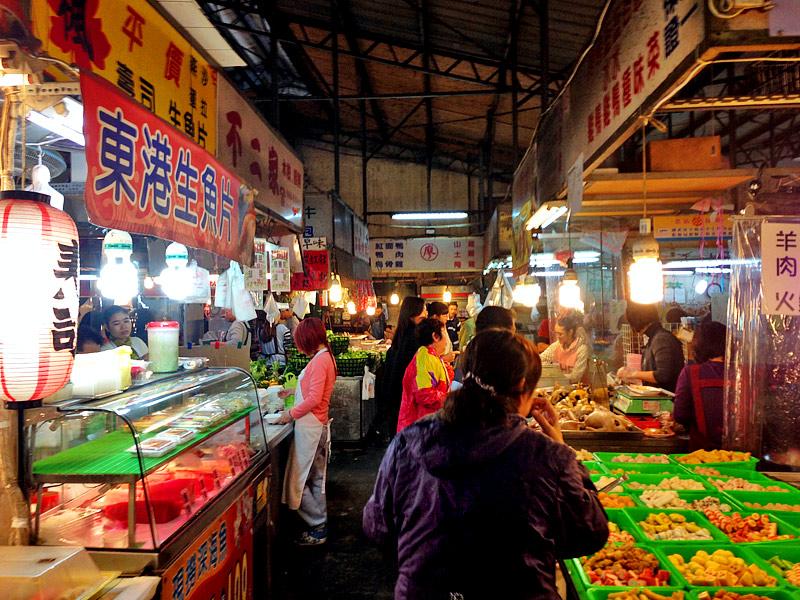 【台中一日遊】傳統市場的逆襲 台中完美省錢小資玩
